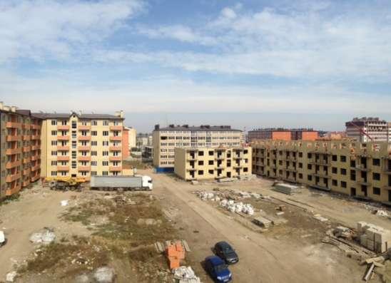 2-комнатная квартира 63,9 кв. м. дом сдан в Краснодаре Фото 2