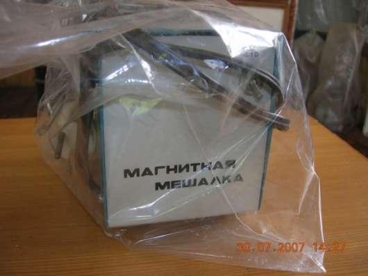 Мешалка магнитная ММ5