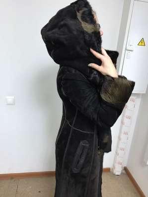 Дубленка из меха пони, Andorra Pelle Collection в Москве Фото 1