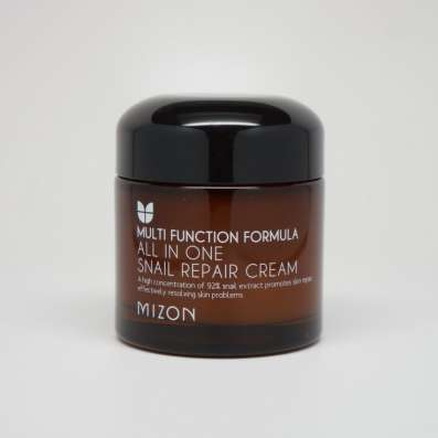 Крем для лица MIZON ALL IN ONE SNAIL REPAIR CREAM 75ML