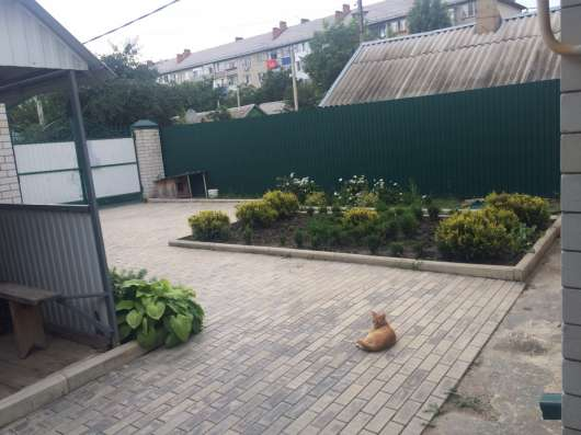 В Кропоткине дом по пер. Колхозному. 80 кв.м. на з/у 6 сот.