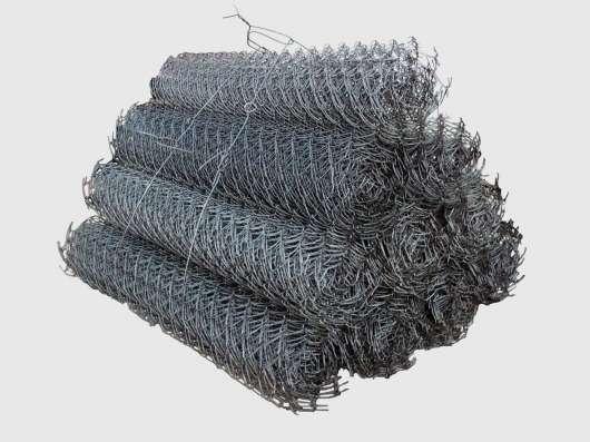 Продаем сетку-рабицу от производителя в Саратове Фото 2