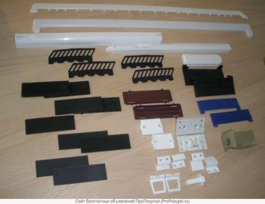 Комплектующие изделия торговому оборудованию