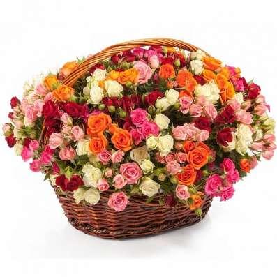 Круглосуточный интернет-магазин цветов и подарков