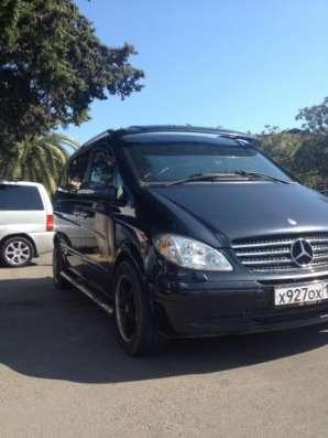 Продается Mercedes-Benz-Viano 2004, микроавтобус
