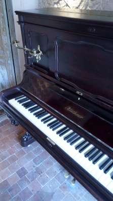 Пианино Блютнер, Германия, 1873 г