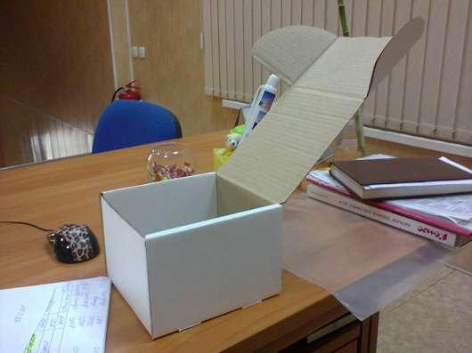 Коробки, гофрокартон 2-х и 3-х слойный. Производство/Продажа в Челябинске Фото 1
