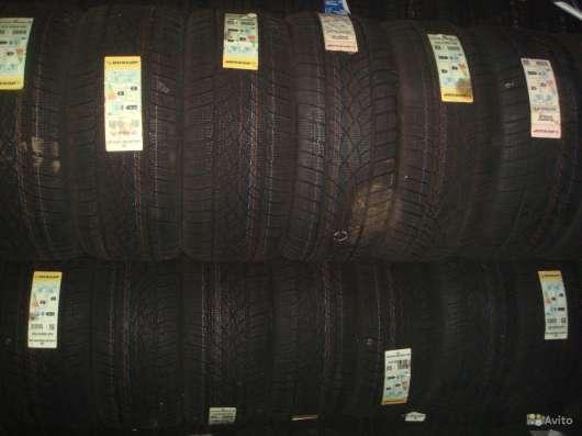Новые Dunlop 205/55 R16 Winter Sport 3D MOE ROF
