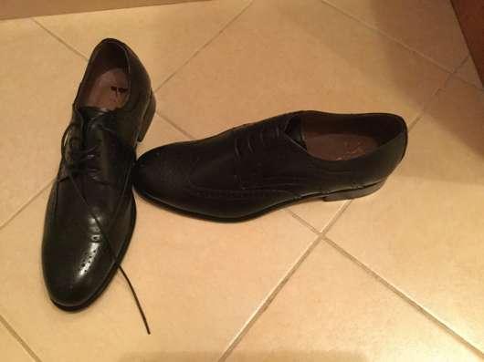 Итальянские ботинки 45 размер в Москве Фото 4