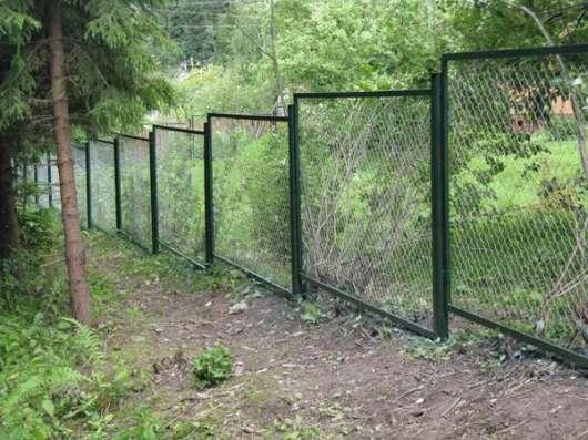 Секции заборные в г. Севастополь Фото 2