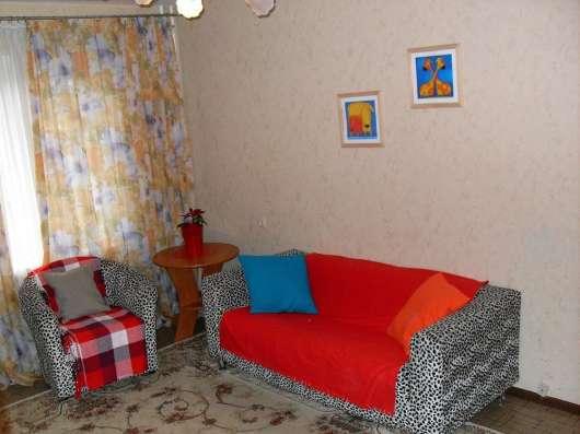 Квартира посуточно в Омске, ул. Омская 77.к.3