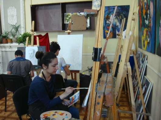 Cтудия рисования в г. Баку Фото 1