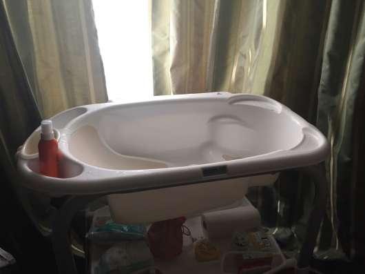 Пеленальный стол с ванной Cam Cabio