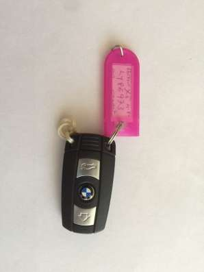 Ключ от BMW X-5