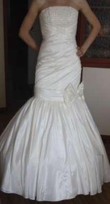 Свадебное платье, размер 42-44(S)
