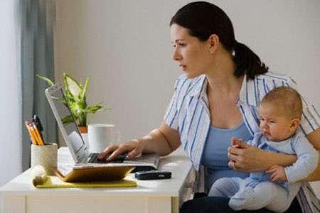 Удаленная работа для мам в декрете без опыта и вложений