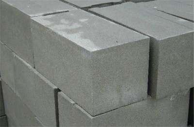 """Блок бетонный фундаментный для дачи ООО """"СибирьСтройСнаб"""