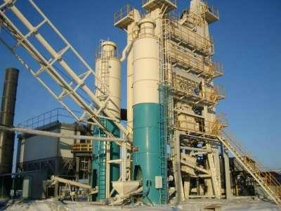 Асфальтобетонный завод ABD АМР-2000С