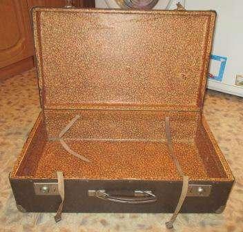 чемодан в Ижевске Фото 2