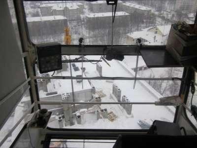кран башенный Zoomlion TC6016A-8 в Кирове Фото 2
