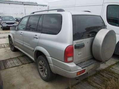 внедорожник Suzuki Grand Vitara