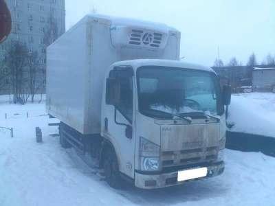 грузовой автомобиль Isuzu NMR85H