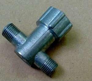 Тройник АОГВ-11,6 (7768-000)