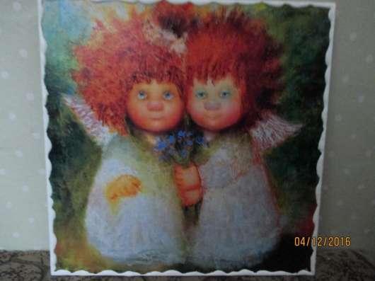 Картины из сухоцвета смешные коты и совы домовьенки другое в г. Днепропетровск Фото 1
