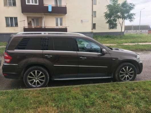 Продажа авто, Mercedes-Benz, GL-klasse, Автомат с пробегом 65 км, в Москве Фото 1
