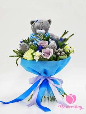 Букеты, цветы с доставкой по Москве Фото 3