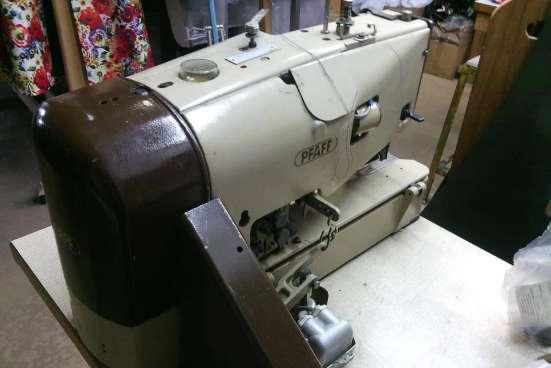 Швейная машина петельная pfaff 3116 в Санкт-Петербурге Фото 2