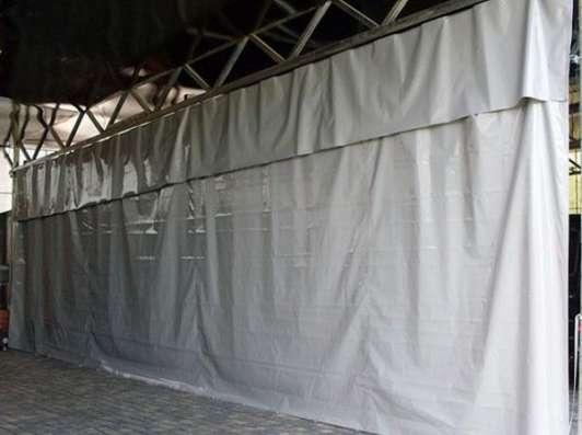 Баннеры бу Укрывной материал 3*6
