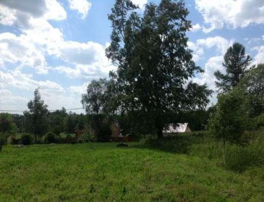 Земельный участок 30 соток  в д. Шваново Можайский район 129 км от МКАД по Минскому шоссе.