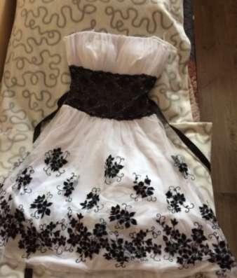 Платье выпускное-вечернее