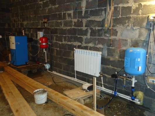 Монтаж-ремонт отопления и водоснабжения