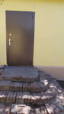 В Кропоткине по ул. Мира дом 38 кв. м. на участке 6 соток