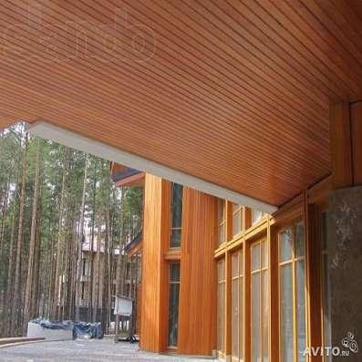 Вагонка штиль (лиственница),тол.14мм*шир.90,110мм*дл.3,4м в г. Минск Фото 1