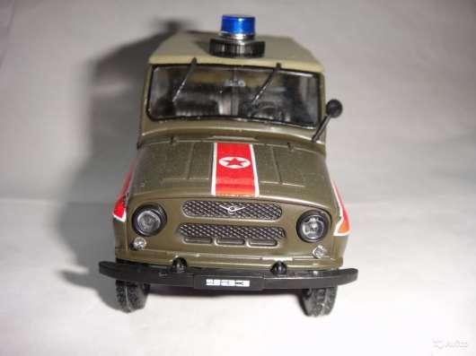 автомобиль на службе №8 Уаз-469 ВАИ в Липецке Фото 5