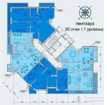 Продается квартира у моря в центре г. Новороссийска Фото 3