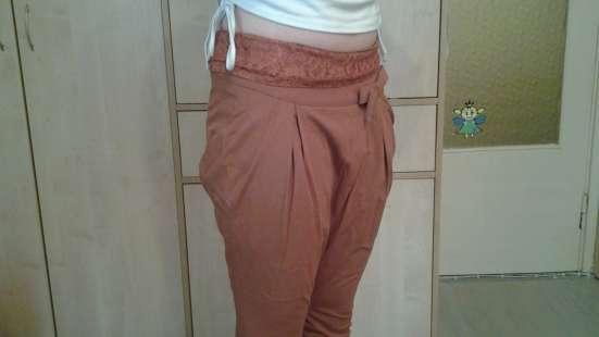 Новые летние брюки 46-48 р-р