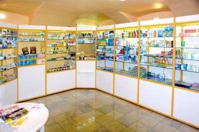 и изготовим мебель для аптек - цех
