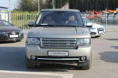 внедорожник Land Rover Range Rover, цена 1 800 000 руб.,в Рязани Фото 4