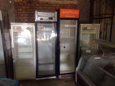 торговое оборудование  Холодильные шкафы БУ