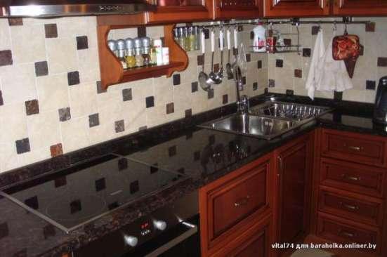 Ремонт кухни. Врезка моек и варочных панелей