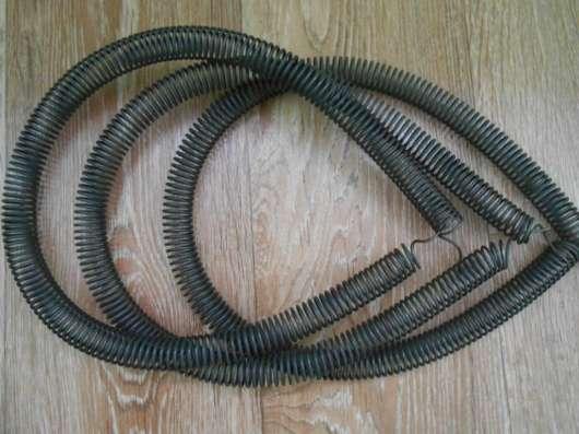 Спираль нагревательная нихромовая Ø 2мм, Ø 1,6мм