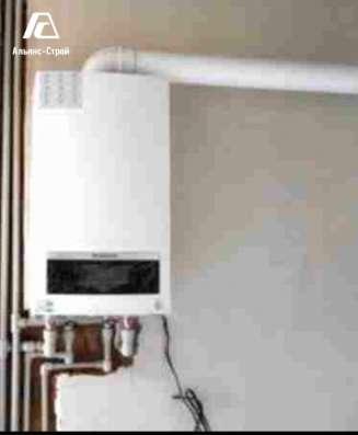 Монтаж водопровода, канализации, отопления в Краснодаре Фото 1