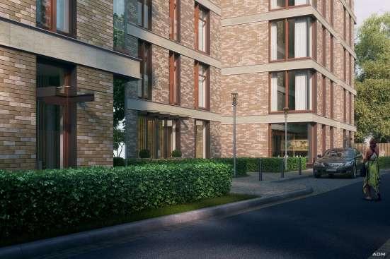 Апартаменты 55,9 м2 в элитном комплексе «Гороховский 12»
