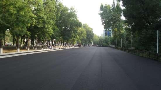 Асфальтирование в г. Ташкент Фото 2