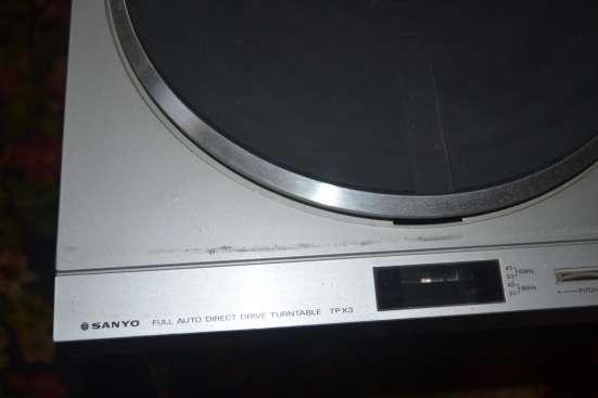 Проигрыватель виниловый Sanyo TRX 3