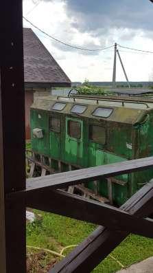 Зеленая будка от авто Урал